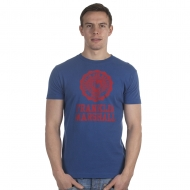 Franklin And Marshall Mcmic Print T Shirt