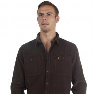 Farah Vintage Garret Cord Shirt