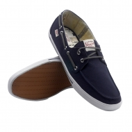 Original Penguin Boat Canvas Shoe