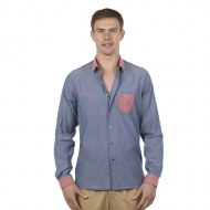 Gabicci Vintage Morecambe Shirt