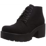 Vagabond Dioon Canvas Ankle Boots