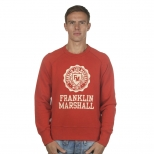Franklin And Marshall Basic Logo Mcmic Sweater