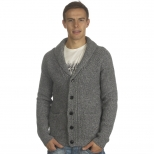 Villain Tim Shawl Cardigan