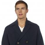 Original Penguin Boiled Wool Cardigan