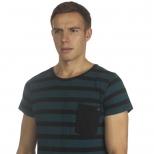 Junk De Luxe Block T Shirt