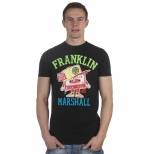 Franklin And Marshall Soul Power T Shirt