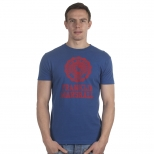 Franklin And Marshall Mcmic Print T Shirt