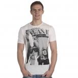 Savant Worn Poster T Shirt