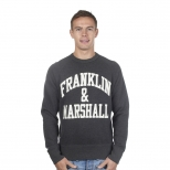 Franklin And Marshall Basic Logo Sweater