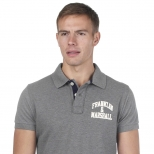 Franklin And Marshall Piquet Polo Shirt