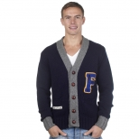 Franklin And Marshall Wool Cardigan