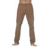 Franklin And Marshall Tobacco Trousers