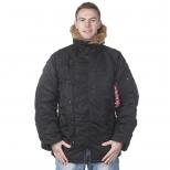 Alpha Industries N3B Inset Knit Cuffs Jacket