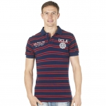UCLA Ware Stripe Polo Shirt