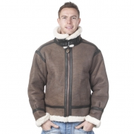 Alpha Industries B3 Sheepskin Jacket